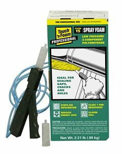 Touch n Foam 4006002506 Icc System 15 Polyurethane Spray Insulation