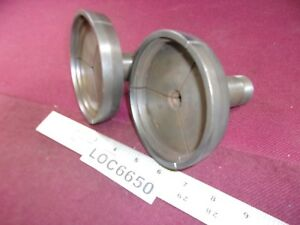 Hardinge 5c 4 Step Collet Set Of 2 Loc6650