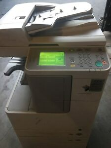 Canon Imagerunner 2525 Copier scanner fax Multifunction