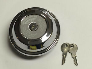 Nos Genuine Ford Locking Gas Cap For 70 77 Maverick 70 73 Mustang