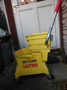 Commercial Mop Bucket Continential
