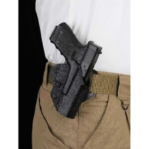Desantis 042kab6z0 042 The Facilitator Belt Holster Rh For Glock 19 23 Kydex