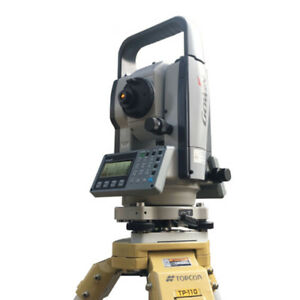 New Topcon Gowin Reflectorless Tks 202n Total Station For Surveying
