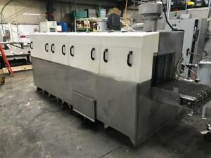 Industrial Parts Washer 24 Belt Heated Wash Heated Blow off