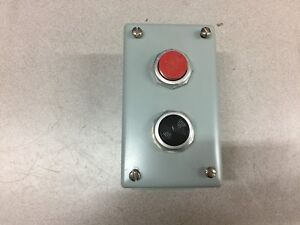 New No Box Hoffmann Start Stop Panel E2pb