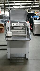 Used Bake Master Cs 500 Commercial Dough Breaker sheeter