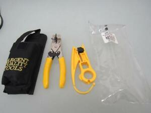 Sargent Quality Tools Hs 5030 Tool Kit Stripping Tool Compression Crimp Too