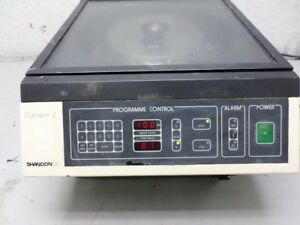Shandon Cytospin 2 Centrifuge With Rotor Lid Clips 59900102