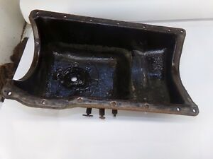 Farmall F12 Tractor Oil Pan 3