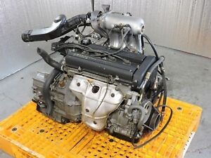 1999 2001 Honda Cr V 2 0l B20b High Compression Jdm Engine Low 56k Miles