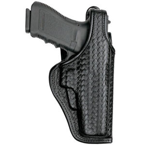 Bianchi 22054 Black Bw Rh Accumold Elite Defender Ii Fits Glock 19 23 Holster