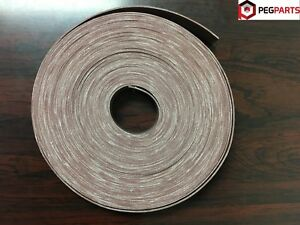 South Bend atlas Lathe Flat Drive Belt 1 Wide 50 Ft Material Only