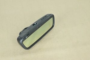Bmw E46 Front Upper Rear View Rearview Convertible Ec Led Gto Mirror Panel Oem