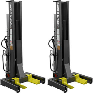 Bendpak 5175291 Mobile Column Lift 36 000 Lbs Low Voltage