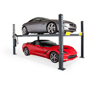 Bendpak 5175862 Four Post Vehicle Lift 9 000 Lbs Narrow