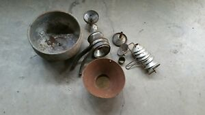 Vintage Milk Cream Dairy Separator Parts Farm Collector