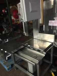 Hobart 6801 Meat Saw New Blade Just Serviced Works Great Deli Butcher Biro 3 Ph