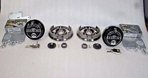 Lot Of 2 S g 6741 Combination Safe Locks In Black holiday Special Price