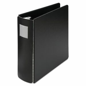 Wilson Jones Casebound Round Ring Binder 3 Cap Black best Price