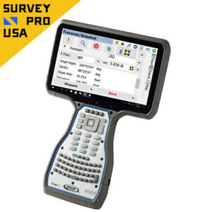 New Spectra Precision Ranger 7 Data Collector