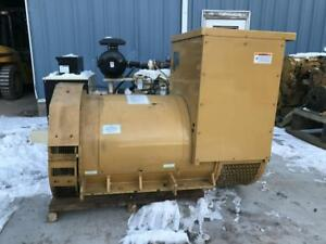 Sr4b Caterpillar Generator End 1040 Kw Low Hours Used Takeoff Of G3516 18