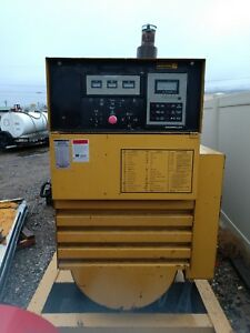 Caterpillar 320kw Generator Set Prime Power Rating
