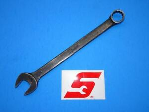 Snap On Tools 11 16 12pt Combination Wrench Goex22 Industrial Finish