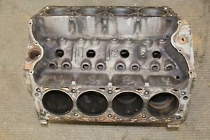 Ford Bbf 460 Engine Block D9te ab