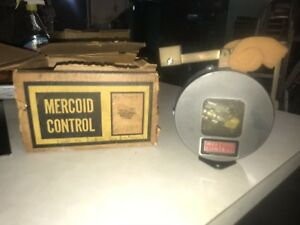 New In Box Mercoid Switch 40 2 rs