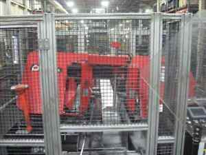 Amada Hfa400w Cnc Automatic Horizontal Band Saw B38869