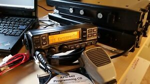 Kenwood Tk 690h K2 Low Band 35 43mhz 110w 160 chs W Remote Complete