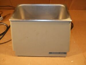 Bransonic 220 Ultrasonic Cleaner Good Condition