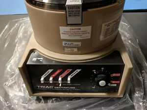 Bd Clay Adams Triac Combination Centrifuge 420200