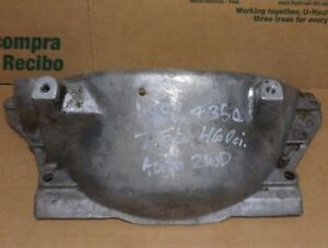 1992 1997 Ford F150 F250 F350 7 5l 460 Bell Housing Flywheel Cover Transmission