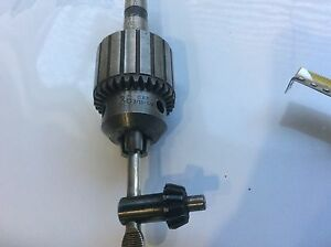 Jacobsdrill Chuck 36 With Morse Taper Drive