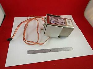 Anritsu Wenzel Frequency Standard Time Base 10 Mhz Low Noise As Is Bin c9 a 07