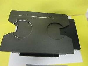 Microscope Part Stage Table For Wafers Optics As Is Bin u3