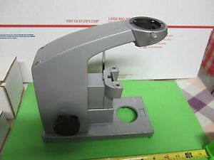 Microscope Part Reichert Austria Frame Metallograph As Is Bin 61