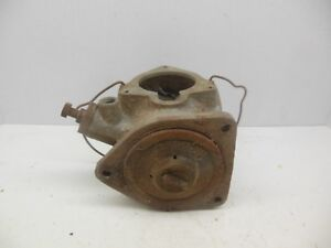 Vintage Antique Ford Flathead Engine Front Mount Distributor Ignition System