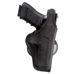 Bianchi 18816 Black Rh Accumold 7500 Paddle For Glock 19 23 29 30 36 Gun Holster