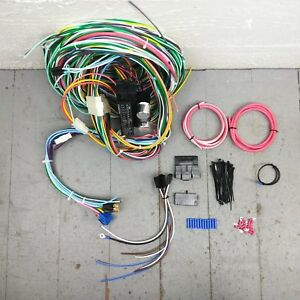 1967 1968 Mercury Cougar Wire Harness Upgrade Kit Fits Painless Circuit Fuse