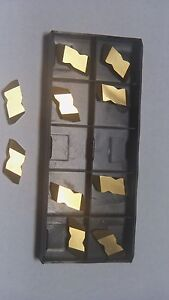 New 10pcs Nt 3l Tin Carbide Inserts