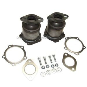 2002 2005 Fit Hyundai Xg350 3 5l Front Catalytic Converters 2 Pieces