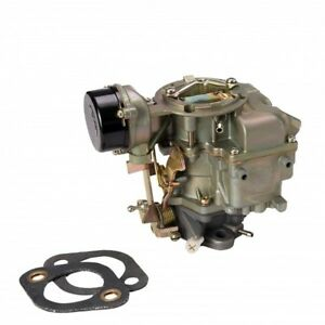 156 Carburetor 1 Bbl Carter Style Ford F150 240 250 300 Choke 75 82
