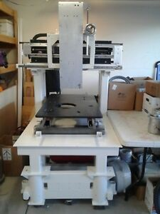 Cnc Metal Cutting Machine New And Partially Built By German Engineer
