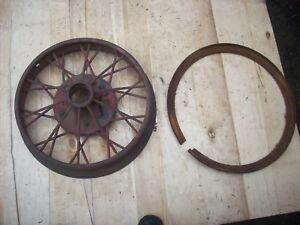 1928 Ford Model Aa Truck Wire Wheel Express Flat Bed Ar 28 1
