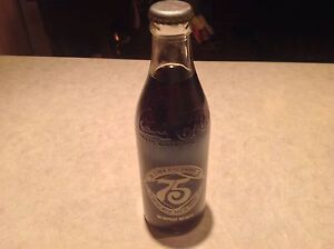 Coca-Cola 75th Anniversary Bottle - Cincinnati Full Unopened - FUNDRAISER