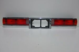 Jdm Toyota Mark Ii 2 Gx81 Jzx81 Rear Tail Lights Lamps Light With Licence Plate