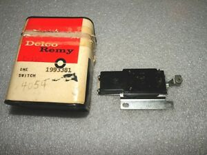 1967 70 Cutlass F85 442 Neutral Safety Switch Auto Console Shift 1993381 Nos Gm
