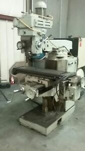 Used Milling Machine In Stock | JM Builder Supply and